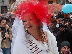В Харькове пройдет парад невест