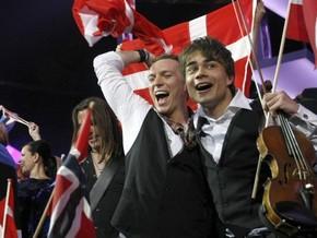 "Норвегия победила на ""Евровидении-2009"" (видео)"