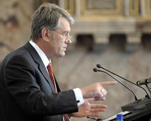 Ющенко: Газовые договоренности с РФ будут пересмотрены