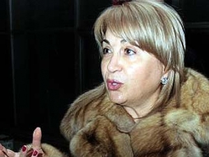 Жена Черновецкого рассказала о советах и предсказаниях Бога