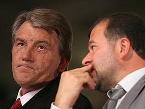 Ющенко вывел Балогу из состава СНБО