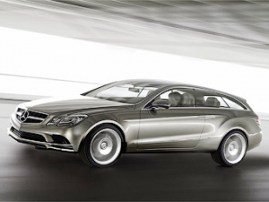 Mercedes-Benz превратит E-Class в трехдверный универсал