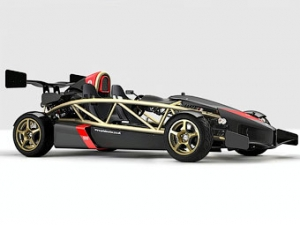 Самый быстрый Ariel Atom получил 500-сильный V8