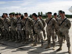 Латвия отзывает миротворцев из Косово и Боснии, чтобы сэкономить деньги
