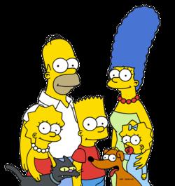 «Симпсоны» склоняют детей к курению - исследование