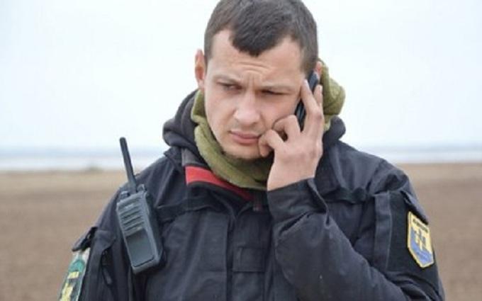 СБУ выложила разговор лидера «Азов-Крым» с куратором из России: опубликовано видео