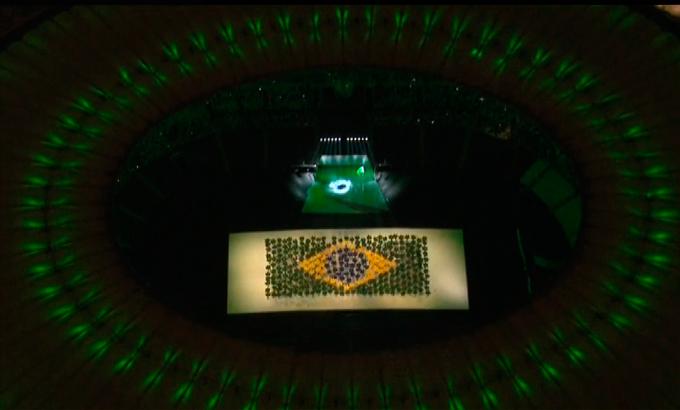 Церемония открытия Паралимпиады-2016: фото и видео из Рио (65)