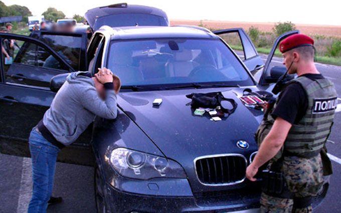 Затримання кримінальних авторитетів на Донбасі: з'явилися нові фото і подробиці