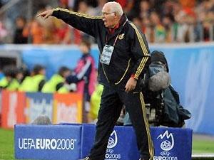 Тренер сборной Испании назвал Россию мощной командой