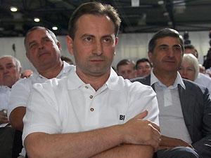 Томенко назначил новые выборы на весну 2009 года