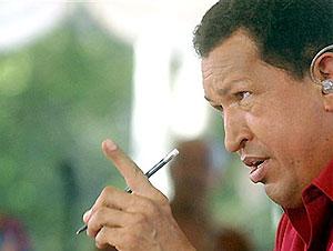 """Уго Чавес отказался признать своего """"сына"""""""