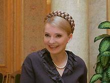 Международный журнал заказал Тимошенко статью о роли Украины