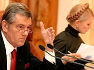 Эксперты уверены, что Ющенко вредит имиджу Украины