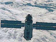 """Европейская ракета """"Ариан-5"""" успешно вывела на орбиту два спутника"""