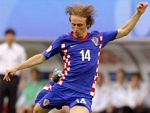 Тренер сборной Хорватии назвал Модрича лучшим игроком Европы