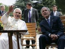 Джордж Буш признал, что Ватикан важнее Техаса