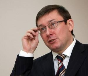 Луценко говорит, что со вторника его опять будут снимать с должности