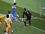 Евро-2008: Италия и Румыния не определили сильнейшего