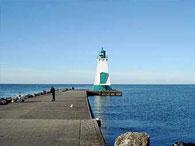 На дне озера Онтарио найден британский корабль XVIII века