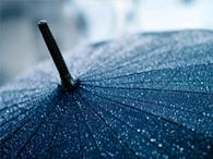 В понедельник Украину зальет дождями