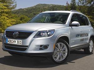 Volkswagen Tiguan стал абсолютно безвредным