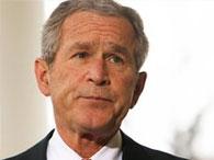 Буш не жалеет о вторжении в Ирак
