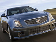 Новый Cadillac CTS-V получит 556 л.с. мощности