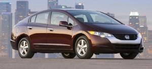 Honda начала серийное производство водородного авто