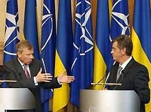 Схеффер приложит максимум усилий для присоединения Украины к ПДЧ в декабре