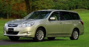 Subaru начала выпуск 7-местного универсала
