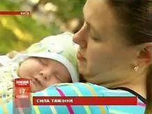 В Киеве полуторамесячный ребенок упал в шахту лифта