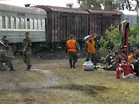 В Абхазии взорван участок железной дороги