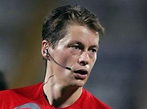 УЕФА назначил арбитра матча Россия - Голландия