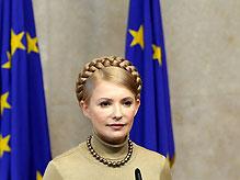 Тимошенко: Украина может спасти Европу от нехватки элеткроэнергии и продовольствия