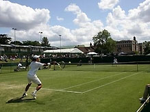 Украинские теннисисты прорвались на Уимблдон