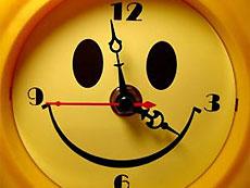 Сегодня самый счастливый день в году