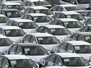 Град размером с мяч для пинг-понга повредил 30 тысяч машин Volkswagen