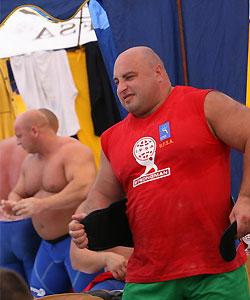 В Ивано-Франковске состоялся турнир богатырей