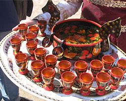 В Ужгороде проходит фестиваль меда и вина
