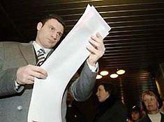 Кличко заверяет, что в течение недели появится единый кандидат в мэры