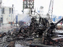 Названа вероятная причина аварии над Черным морем