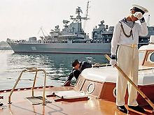 Российские моряки потеряли в Крыму экспериментальную ракету