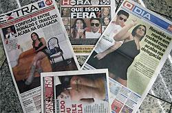 Роналдо объяснил инцидент с трансвеститами