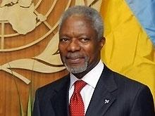 В Украину едет Кофи Аннан