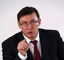 Луценко собирает в Киев гаишников 3 областей на новую волну отбирания прав