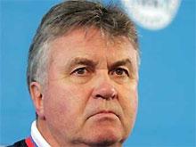 Хиддинк назовет состав на Евро-2008 досрочно