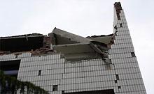 Новое сильное землетрясение произошло в китайской провинции Сычуань