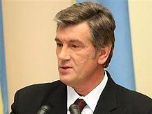 """Ющенко сказал категорическое """"нет"""" досрочным выборам"""