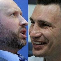 Кличко может снять свою кандидатуру на пост мэра в пользу Турчинова