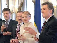 Тимошенко одобрила план по преодолению кризиса в коалиции